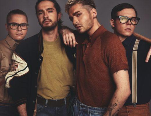 Tokio Hotel Pressefoto / Alexi Lado